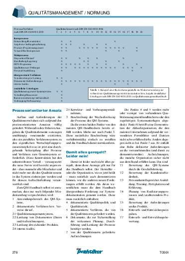 Ausgabe 7 (2001) Seite 278