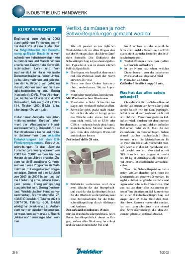 Ausgabe 7 (2002) Seite 218