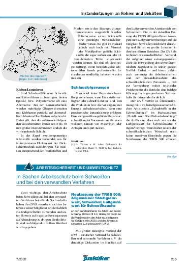Ausgabe 7 (2002) Seite 235