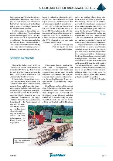 Ausgabe 7 (2002) Seite 237