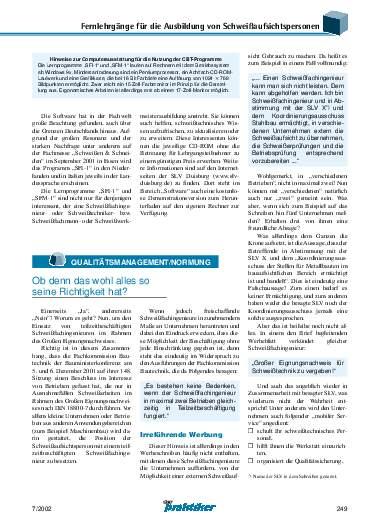 Ausgabe 7 (2002) Seite 249