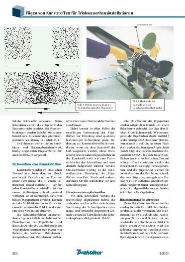 Ausgabe 8 (2001) Seite 300