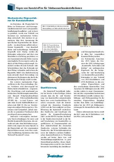 Ausgabe 8 (2001) Seite 304