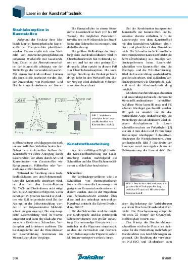 Ausgabe 8 (2001) Seite 316