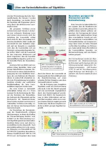 Ausgabe 8 (2002) Seite 258