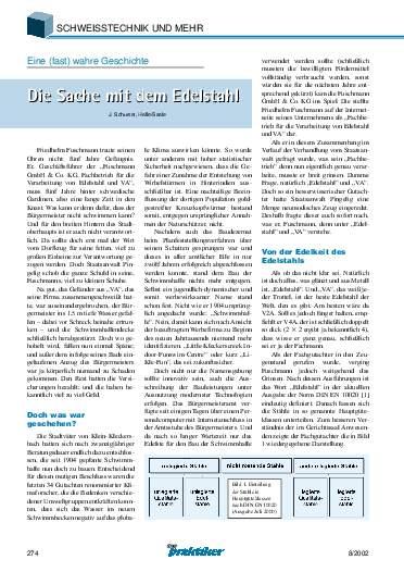 Ausgabe 8 (2002) Seite 274
