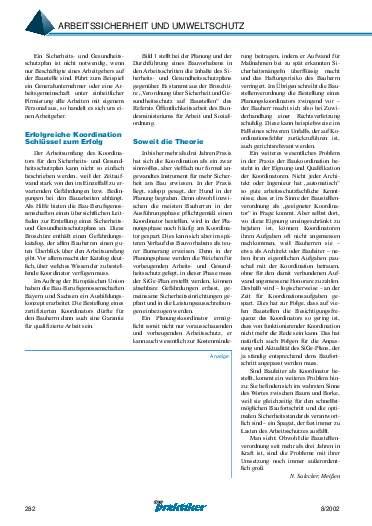 Ausgabe 8 (2002) Seite 282