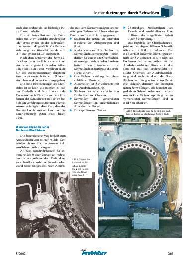 Ausgabe 8 (2002) Seite 285