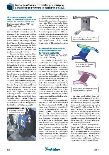 Ausgabe 9 (2001) Seite 360