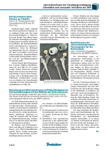 Ausgabe 9 (2001) Seite 361