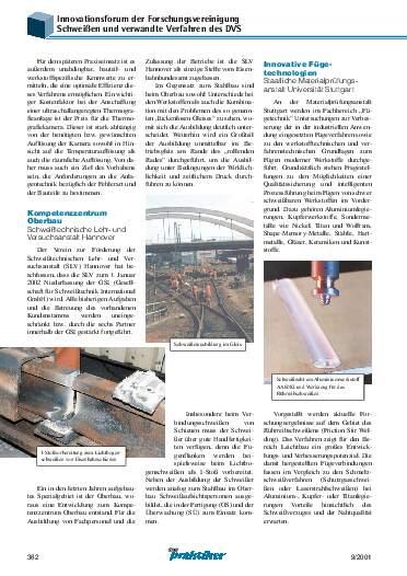Ausgabe 9 (2001) Seite 362