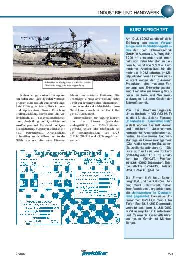 Ausgabe 9 (2002) Seite 291