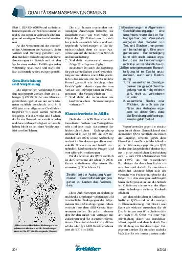Ausgabe 9 (2002) Seite 304