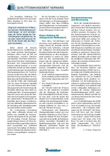 Ausgabe 9 (2002) Seite 306