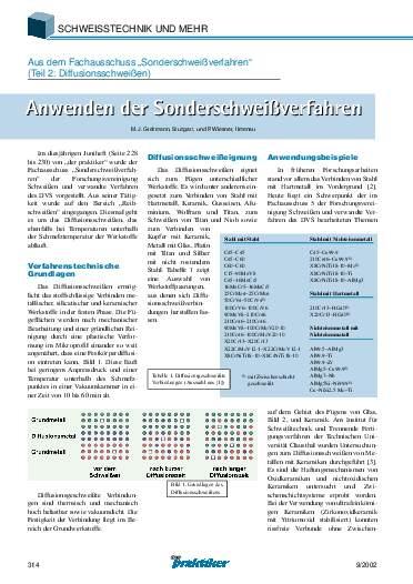 Ausgabe 9 (2002) Seite 314