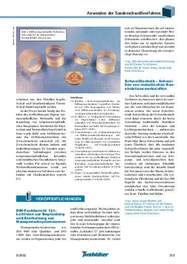 Ausgabe 9 (2002) Seite 315