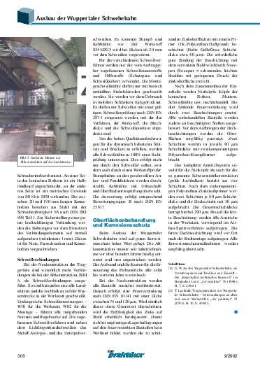Ausgabe 9 (2002) Seite 318