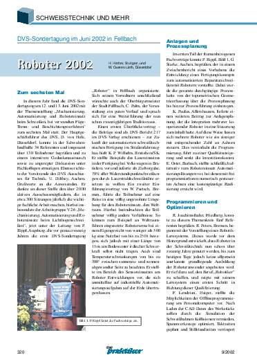 Ausgabe 9 (2002) Seite 320