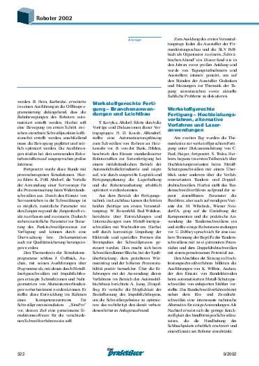 Ausgabe 9 (2002) Seite 322