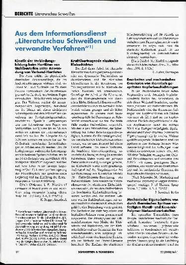 Ausgabe 1 (2000) Seite 32