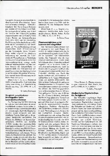 Ausgabe 1 (2000) Seite 37