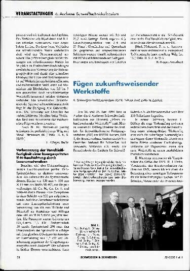 Ausgabe 1 (2000) Seite 38