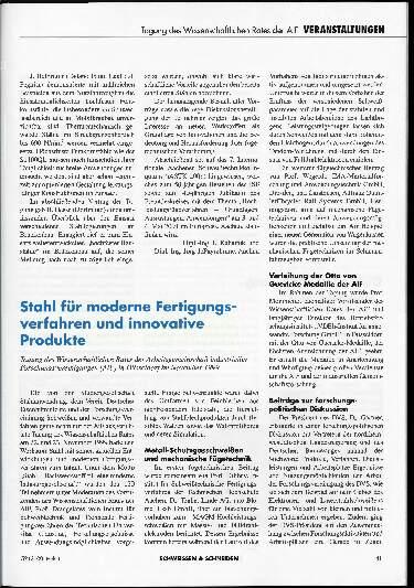 Ausgabe 1 (2000) Seite 41