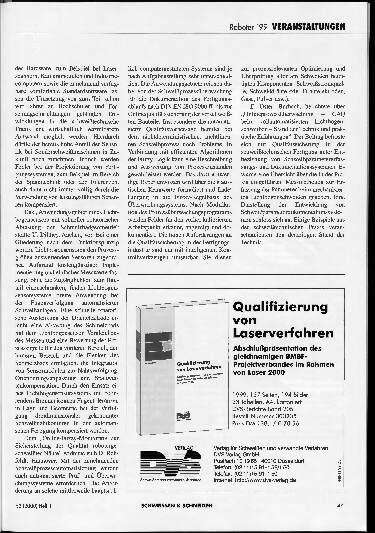 Ausgabe 1 (2000) Seite 47