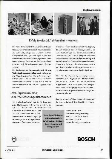 Ausgabe 1 (2000) Seite 57