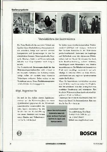 Ausgabe 1 (2000) Seite 58