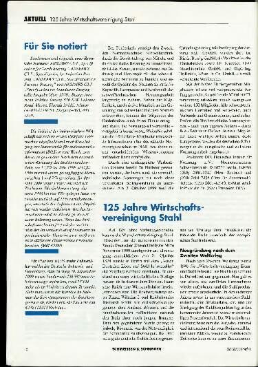 Ausgabe 1 (2000) Seite 6