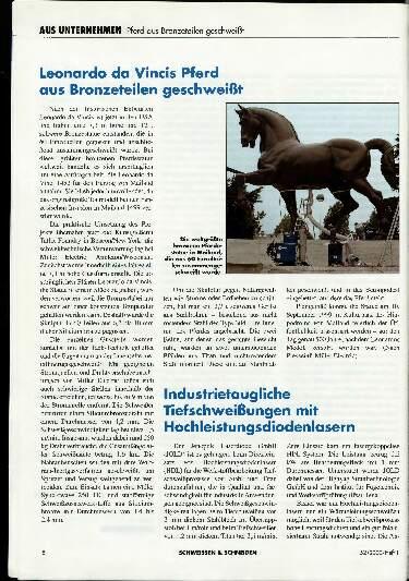 Ausgabe 1 (2000) Seite 8
