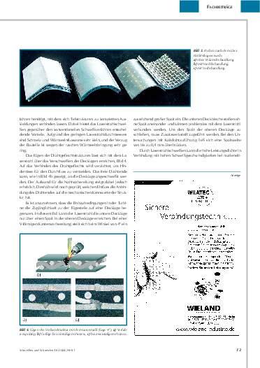 Ausgabe 1 (2004) Seite 13