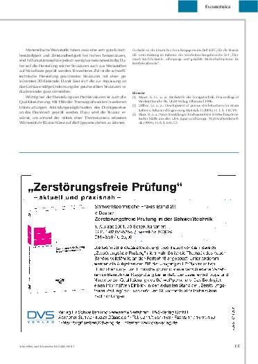 Ausgabe 1 (2004) Seite 15