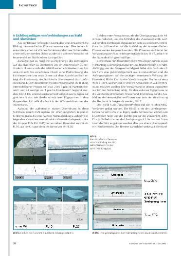 Ausgabe 1 (2006) Seite 26