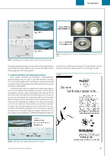 Ausgabe 1 (2006) Seite 27