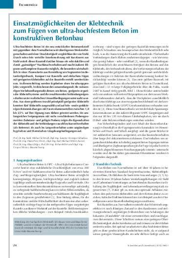 Ausgabe 1-2 (2010) Seite 26
