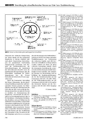 Ausgabe 10 (2001) Seite 700