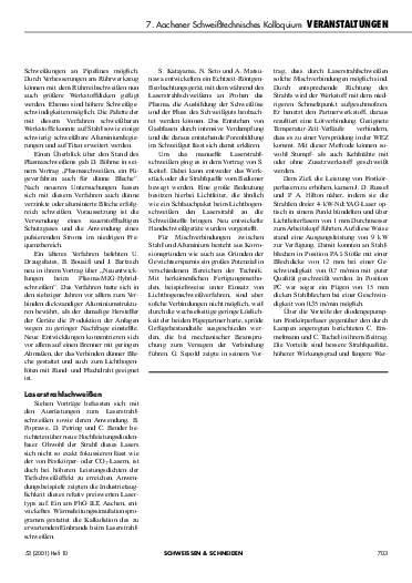 Ausgabe 10 (2001) Seite 703