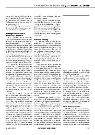 Ausgabe 10 (2001) Seite 707