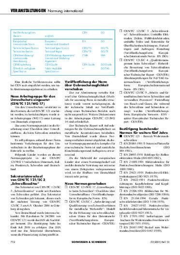 Ausgabe 10 (2001) Seite 712
