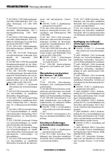 Ausgabe 10 (2001) Seite 714
