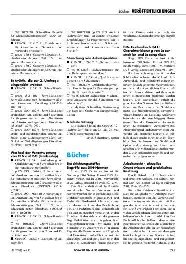 Ausgabe 10 (2001) Seite 715