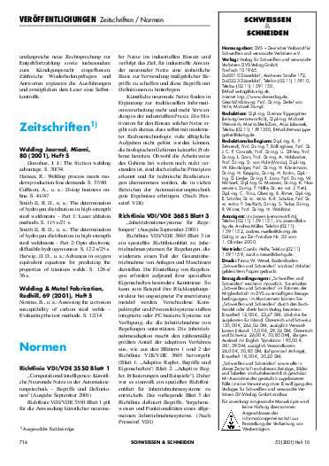 Ausgabe 10 (2001) Seite 716