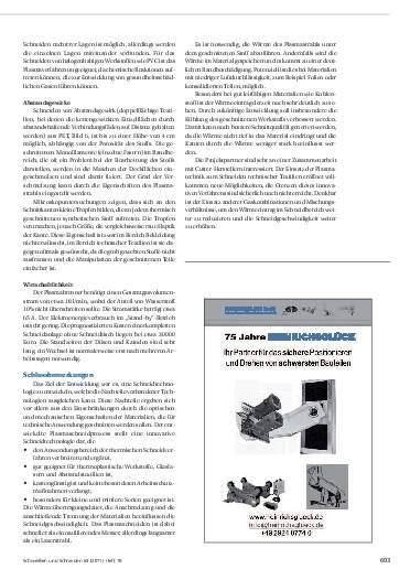 Ausgabe 10 (2011) Seite 603