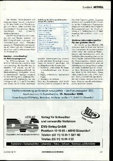 Ausgabe 11 (2000) Seite 647