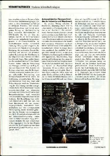 Ausgabe 11 (2000) Seite 700