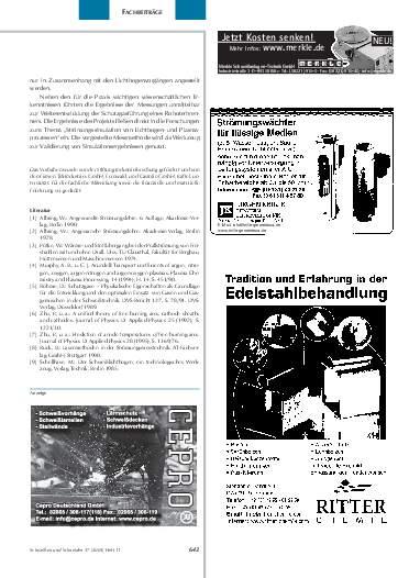 Ausgabe 11 (2005) Seite 643