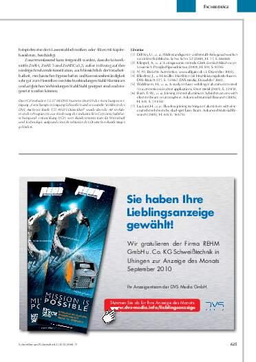 Ausgabe 11 (2010) Seite 625
