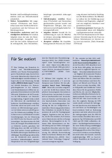 Ausgabe 11 (2019) Seite 717